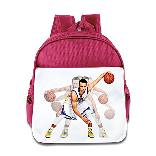 Jade Custom Personalized Stephen 30# Curry Basketball PLAYER Teenager School Bag Backpack For 1-6 Years Old (Ecco Baby Shoes)