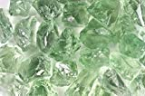 Fantasia Materials: 5 pcs of Prasiolite Green Amethyst Professional Facet Rough -10-20 cts/pc - Grade 1 - Raw Natural Crystals for Faceting, Cabbing, Cutting, Lapidary, Polishing, Wire Wrapping