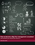 How to become a Big Four management consultant (and whether you should even want to)