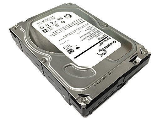 Seagate 3TB 64MB Cache 7200RPM SATA III 6.0Gb/s (Heavy-Duty) 3.5-inch Internal Hard Drive -NAS, RAID, PC, CCTV DVR