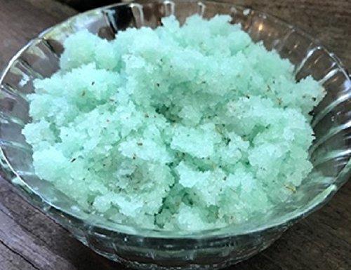 Soothing Aromatherapy Exfoliating Sugar - Soothing Earth Sugar Scrub, 4 ounces