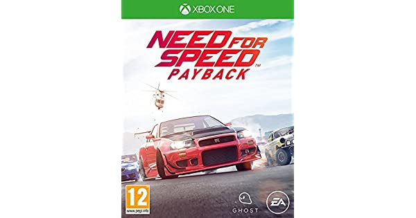 Amazon Com Need For Speed Payback Xbox One Video Games