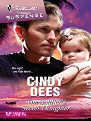 The Soldier's Secret Daughter (Top Secret Deliveries Book 3)