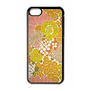 MMZ DIY PHONE CASERetro Floral Flower ZLB536452 DIY Case for iphone 6 4.7 inch, iphone 6 4.7 inch Case
