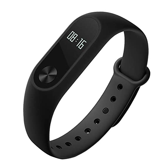 Amazon.com: Xiaomi Fitness Band 2 Smartwatch for Android iOS ...
