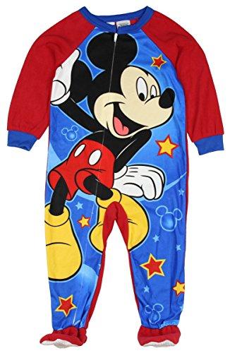Disney Little Mickey Sleeper Pajamas