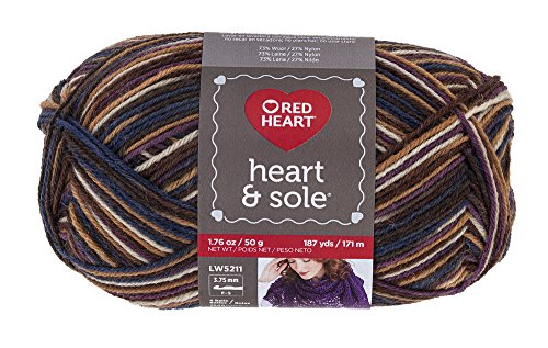 Red Heart Heart & Sole Riverstone Yarn