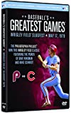 Baseball's Greatest Games: 1979 Wrigley Field Slugfest [DVD]