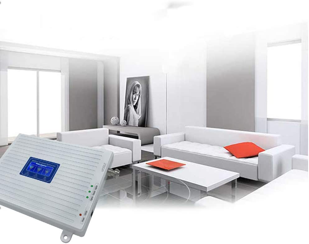 HXY Amplificador de señal de teléfono Celular 4G LTE para el ...
