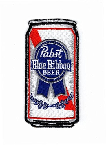 Best beer iron on patches list