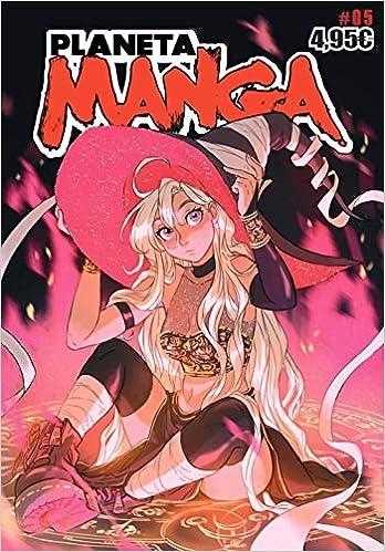 Book's Cover of Planeta Manga nº 05 (Manga Europeo) (Español) Tapa blanda – 20 octubre 2020