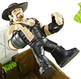 WWE Rumblers Undertaker Figure with Casket Match Playset