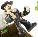 Best Mattel Of Undertakers - WWE Rumblers Undertaker Figure with Casket Match Playset Review