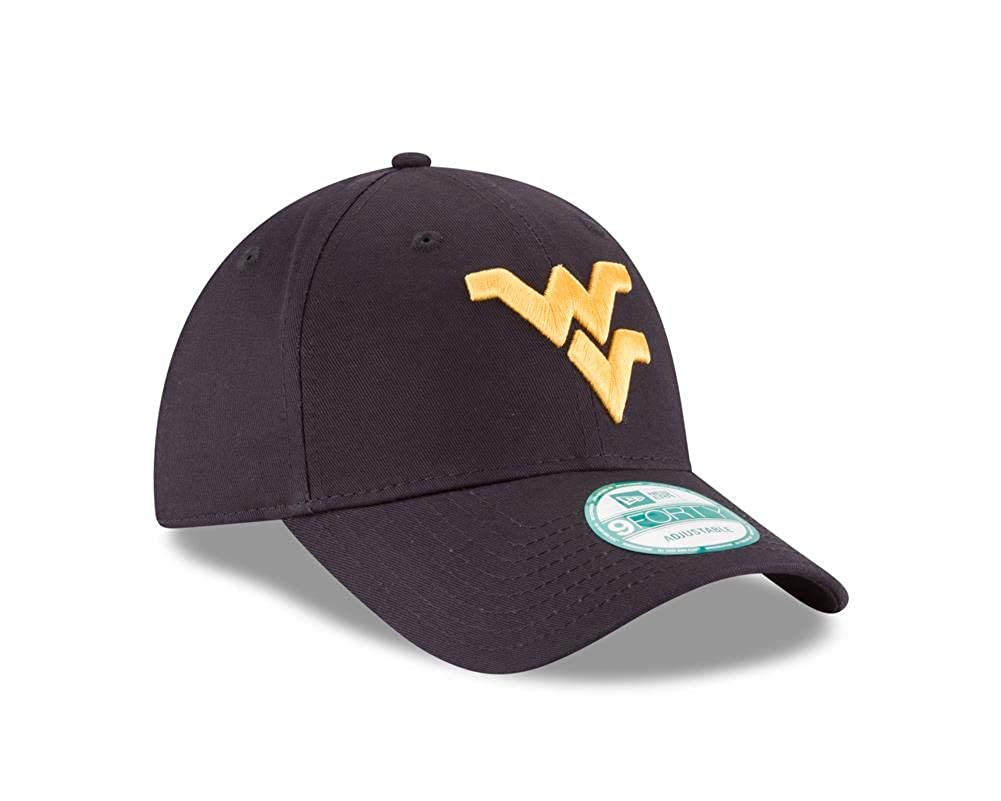 New Era West Virginia Mountaineers Hat League 9FORTY Cap