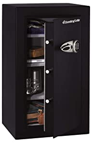 SentrySafe XX Large Security Safe T0-331 Review