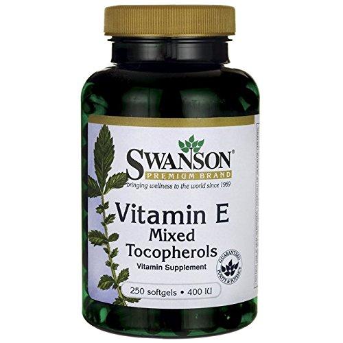 Swanson Vitamin Mixed Tocopherols Sgels