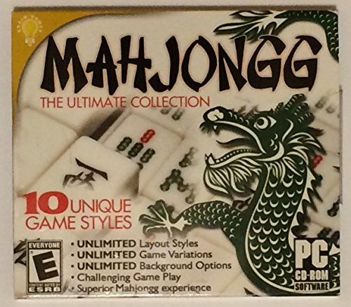 Mahjongg The Ultimate Collection (Ultimate Jordan Collection)