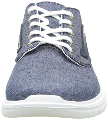 Chambray And Homme Baskets c 2 L Basses blue Bleu Iso Vans Ua nqA8vZ7S