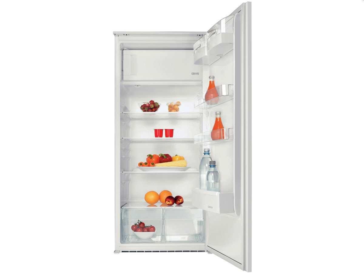 Zanker KBA22401SK Einbau-Kühlschrank Kühlautomat Eisfach Kühlgerät ...