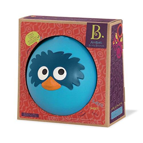 B. Toys – AniBall - Birdy Bounce – Bouncy Ball with Sounds JungleDealsBlog.com