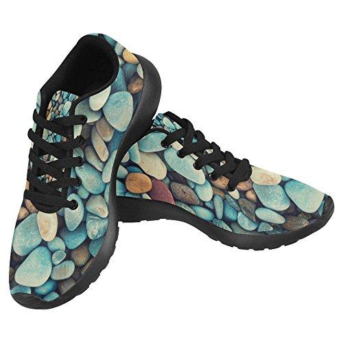 Interestprint Femmes Jogging Running Sneaker Léger Aller Facile À Pied Casual Confort Chaussures De Course Multi 14