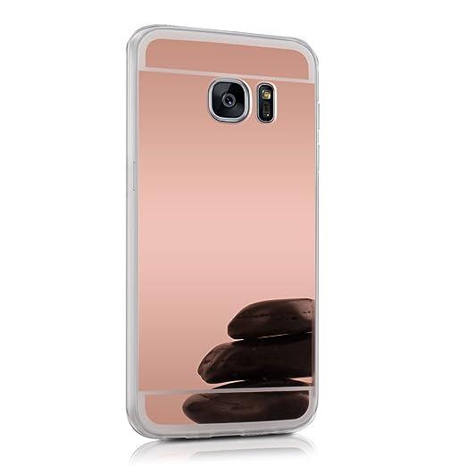 10 opinioni per kwmobile Cover per Samsung Galaxy S7- Custodia in silicone TPU- Back case
