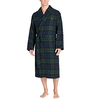 33c9455f205 Polo Ralph Lauren Mens Oxford PJ Robe at Amazon Men s Clothing store ...