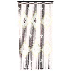 Beyondfashion 90cm x 180cm bamboo wooden for Indoor screen door