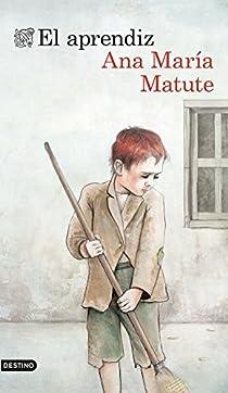 El aprendiz par María Matute