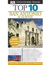 DK Eyewitness Top 10 San Antonio and Austin