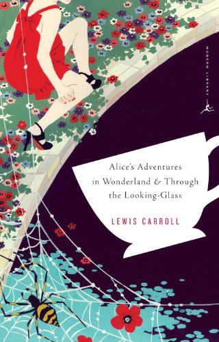 Alice's Adventures in Wonderland and Through the Looking-Glass (Bantam Classics)