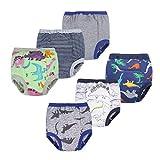 BIG ELEPHANT Unisex-Baby Toddler Potty 6 Pack