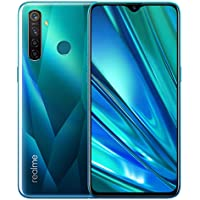 Realme 5 Pro Smartphone, 128GB, 4GB - Crystal Green