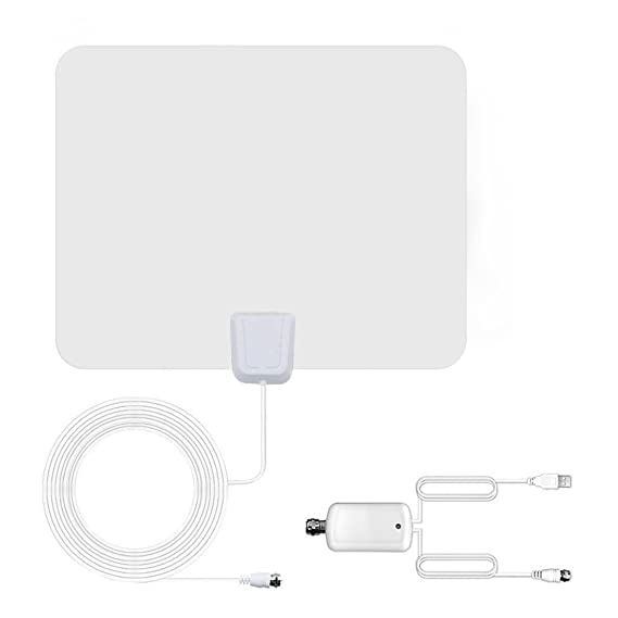 Review TV Antenna Upgraded 2018