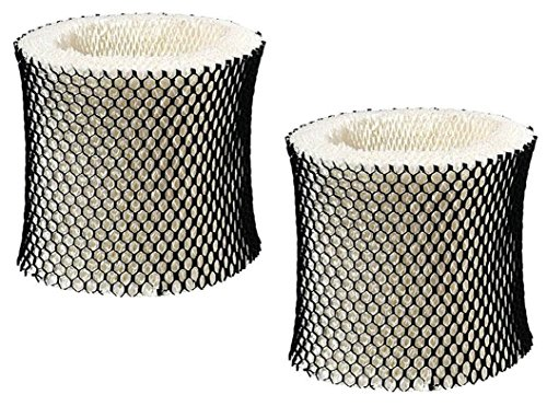 Price comparison product image Best Vacuum Filter 2 Pack Compatible with Holmes HWF65 (C) Humidifier Wick Filter for Holmes,  Sunbeam,  Bionaire,  Replaces Part HWF65CS