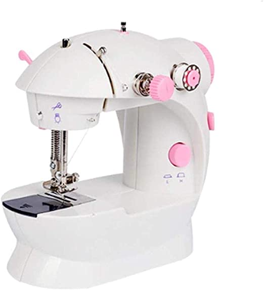 Máquina de coser portátil, máquina de coser portátil, pequeño sistema multi-función de la máquina de