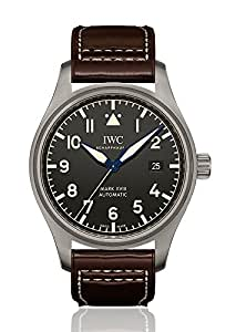 Model #: iw327006 Heritage IWC Pilot's Watch Mark XVIII 40mm Mens Watch