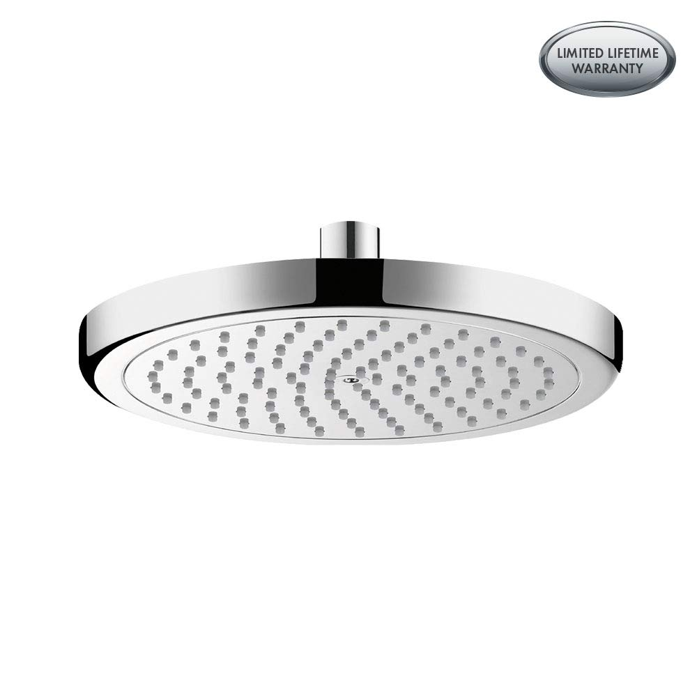 Hansgrohe 26465001 Croma 220 Showerhead, Chrome by Hansgrohe (Image #1)