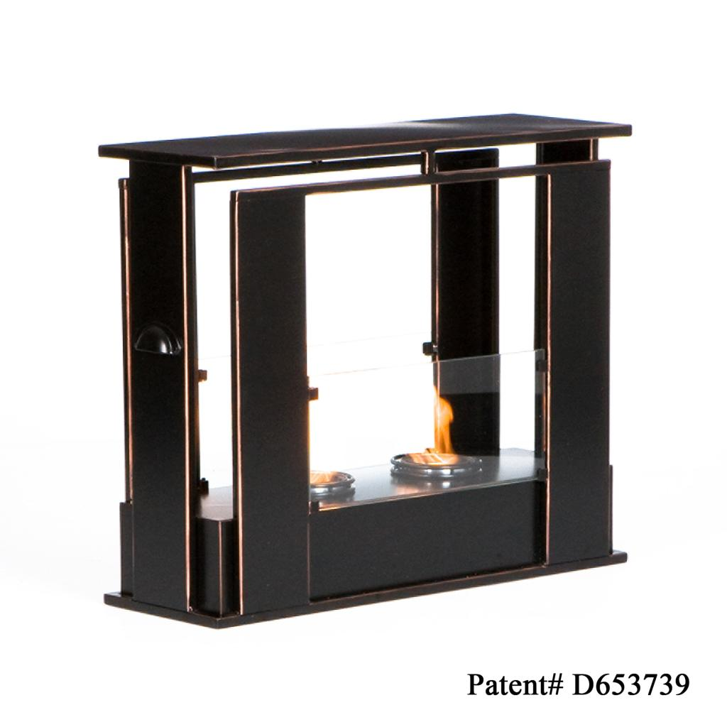 amazoncom sei portable indooroutdoor fireplace kitchen