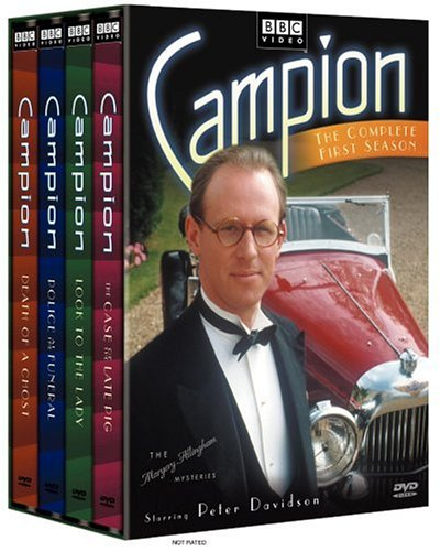 Campion - The Complete First Season by Warner Home Video