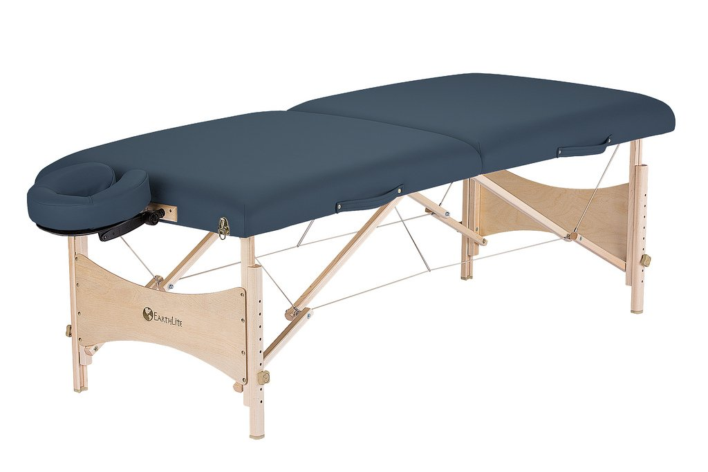 Best Portable Massage Table By Earthlite Harmony DX