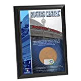 MLB Toronto Blue Jays Rogers Centre 4x6-Inch Game Used Dirt Plaque Photomint
