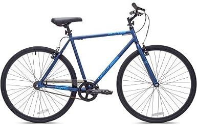 700 C Bicicleta Fixie Kent del Hombre | Marco de Acero y Horquilla ...