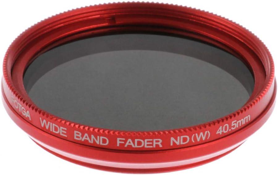 Aoile Slim Fader Variable ND Filter Adjustable Neutral Density ND2 to ND400 82mm