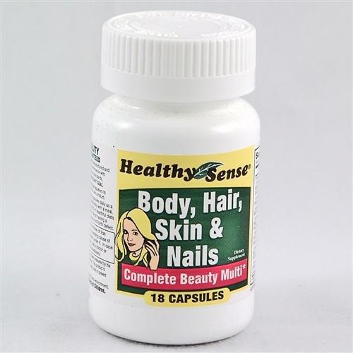 Cheap Ddi Healthy Sense Hair, Skin & Nail Caps, 11.2 Ounce