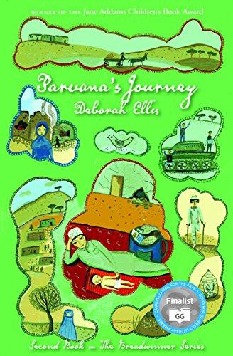 Parvana's Journey (Breadwinner Series Book 2) - Kindle