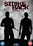 DVD : Strike Back - Series 1-4 Box Set [DVD]