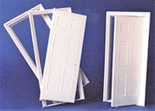 Dollhouse Door Panel - 3