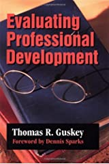 By Thomas R. Guskey - Evaluating Professional Development: 1st (first) Edition Paperback