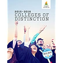 Colleges of Distinction 2015 - 2016